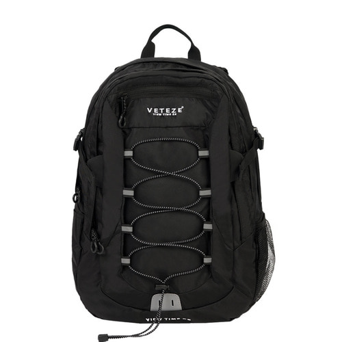 VETEZE 베테제 Trekker Backpack (Black)
