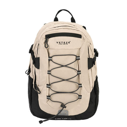 VETEZE 베테제 Trekker Backpack (Beige)
