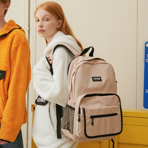 VETEZE 베테제 Signature Backpack 백팩 (beige)